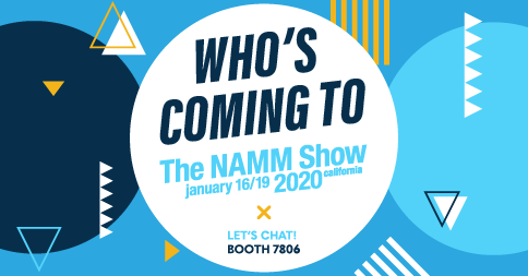 Lesson management software at NAMM 2020